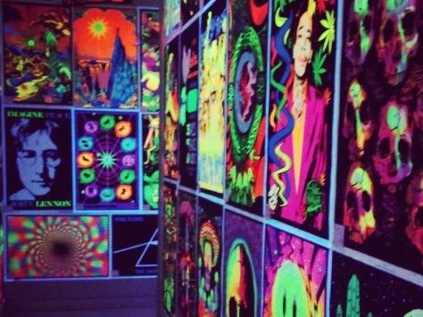 Hippie-art